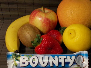 salade de fruits bounty