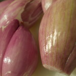 aubergines farcies et vin rouge