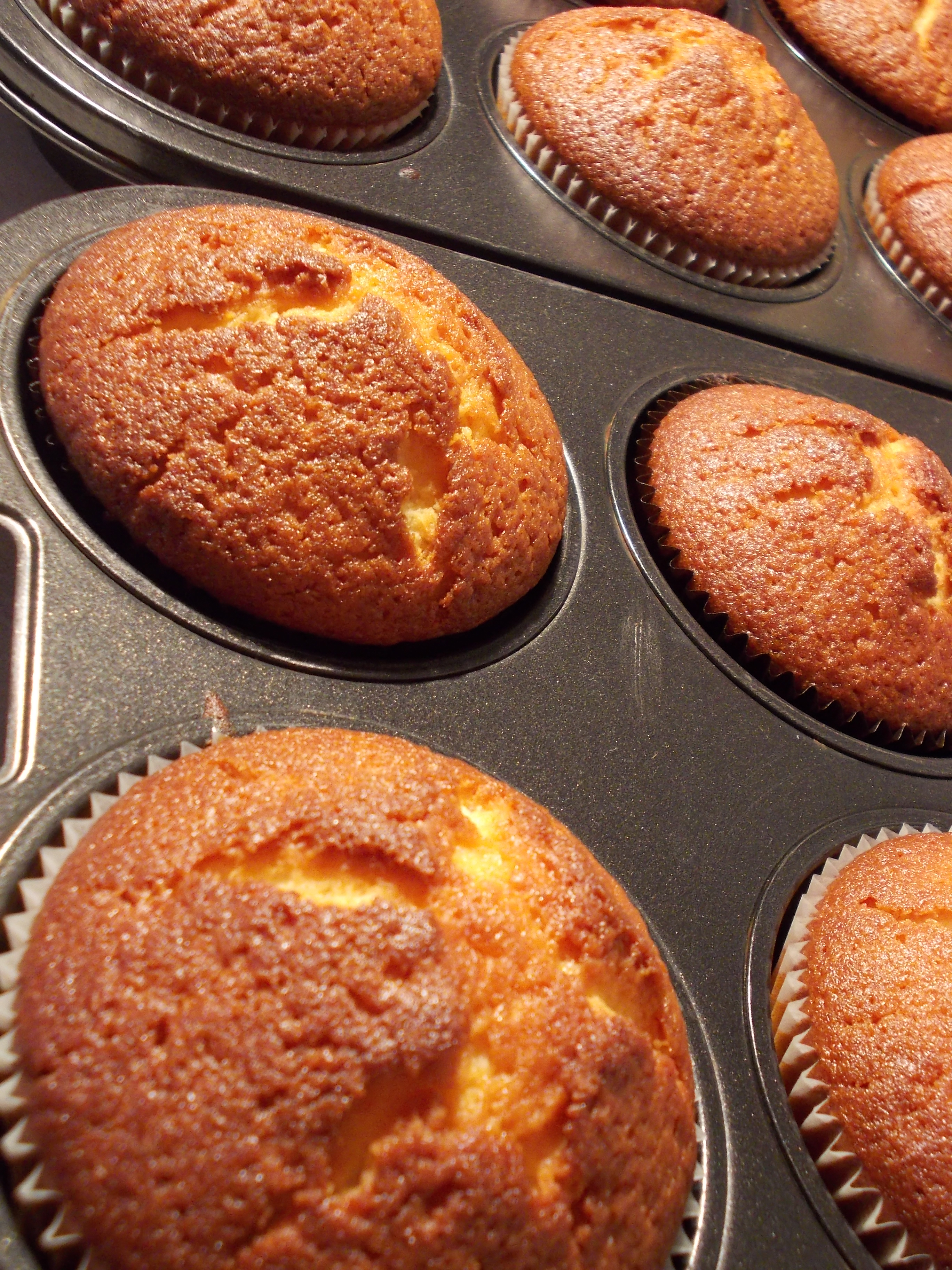 Cupcake gateau au yahourt