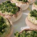 champignons farcis en croute provencale 8