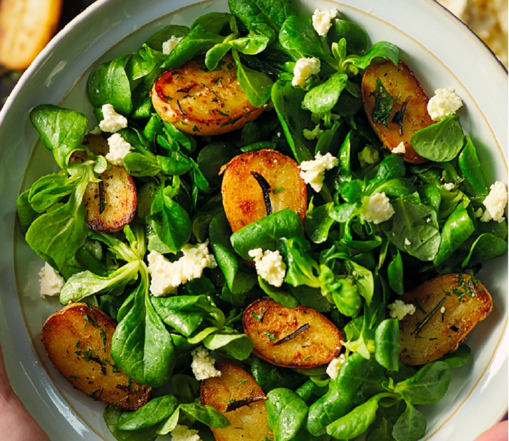 recette salade chaude gesiers